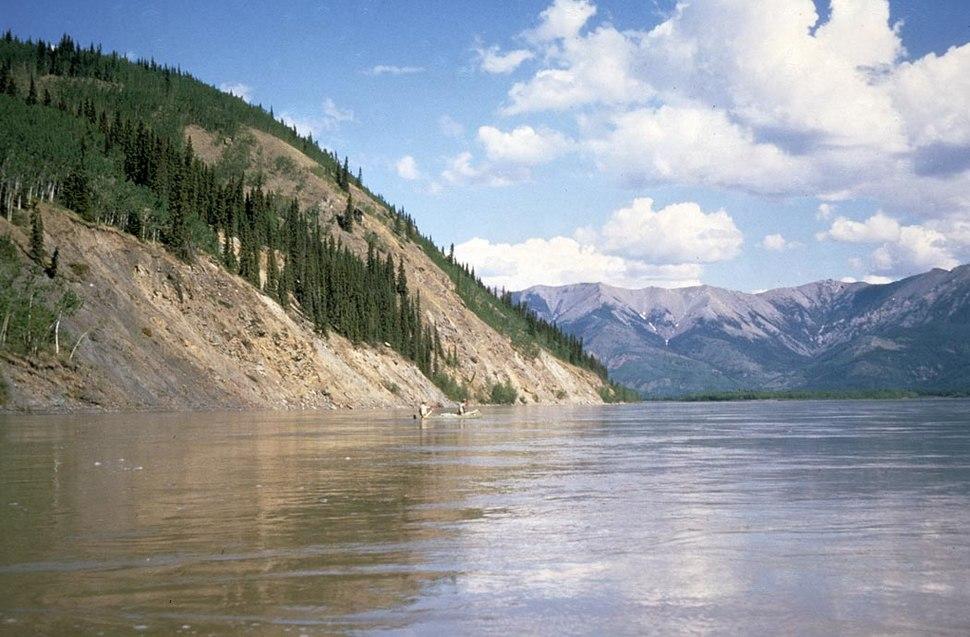 Canoeing the Yukon River