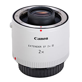 Canon Extender EF - Image of the Canon 2x III Extender