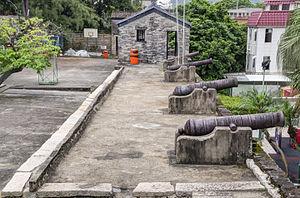 Tung Chung Fort - Tung Chung Fort