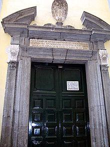 Museo Cappella Sansevero.Cappella Sansevero Wikipedia