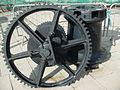 Capstan and cog wheel near Princes Dock, Liverpool.jpg