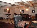 Captain's mess, HMS Warrior - geograph.org.uk - 1150680.jpg