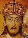 Цар Душан, Манастир Лесново, XIV век (цроппед).јпг