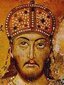 Car Dušan, Manastir Lesnovo, XIV vek (cropped).jpg