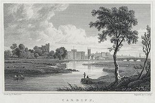 Cardiff, Glamorganshire