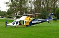 CareFlight Rescue Helicopter prepares for departure - Flickr - Highway Patrol Images.jpg