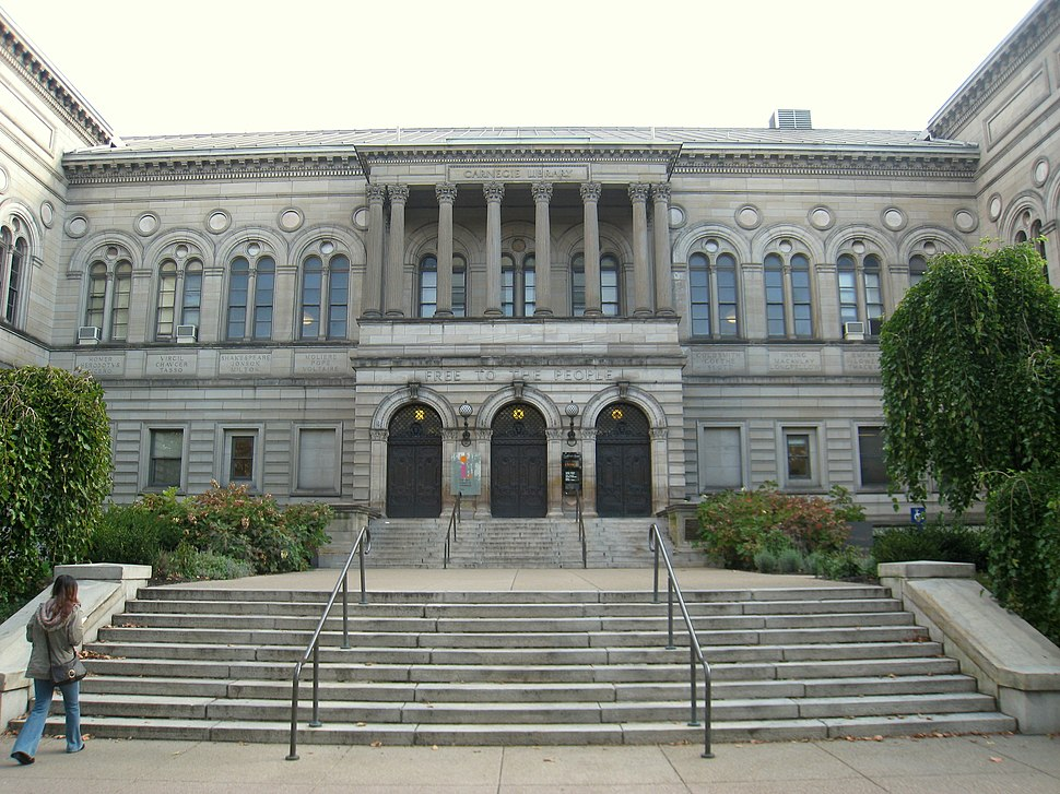 Carnegie Library of Pittsburgh - IMG 0789