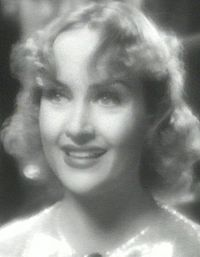 Screenshot of Carole Lombard from the film My ...