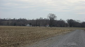 National Register of Historic Places listings in Butler County, Kentucky - Image: Carson Annis Ferry Farm