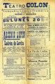 Cartel Teatro Colón Ciudad de México - 20 de noviembre de 1911.pdf