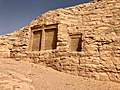 Carved Stone Cliffs, The Great Temple of Ramses II, Abu Simbel, AG, EGY (48017129966).jpg