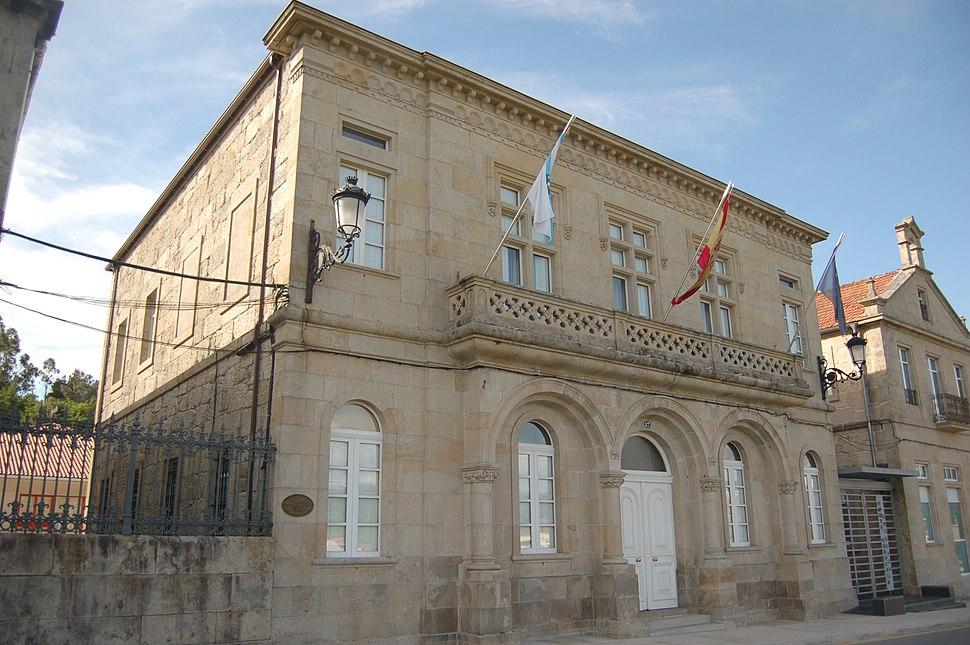 Casa consistorial de Ponte Caldelas