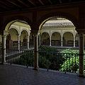 Casa de los Pinelo (Sevilla). Patio plateresco.jpg