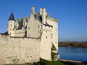 Château de Montsoreau - Image: Castle Montsoreau