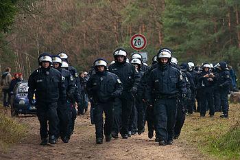 Bundespolizei Bochum