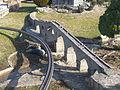 Catalunya en Miniatura-Pont Vell de Manresa sobre el Riu Cardoner.JPG