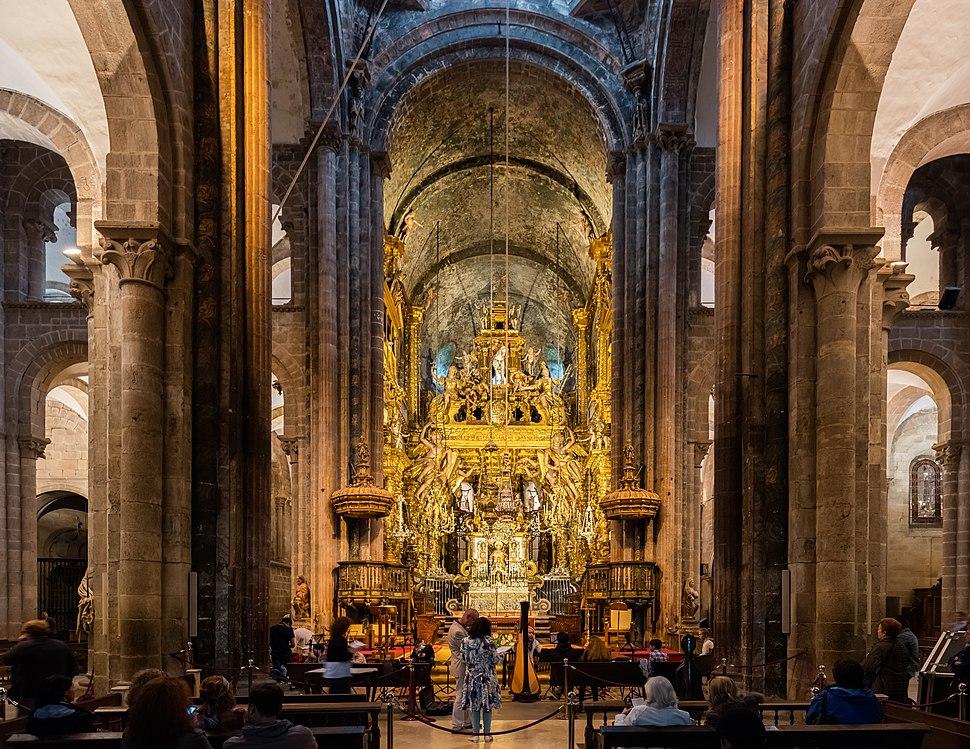 Catedral, Santiago de Compostela, España, 2015-09-22, DD 11