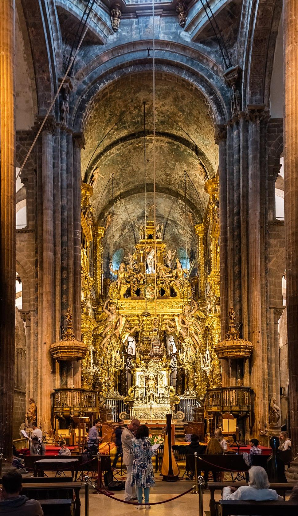 Catedral, Santiago de Compostela, España, 2015-09-22, DD 12