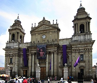 Cathedral of Guatemala City - Guatemala City Cathedral