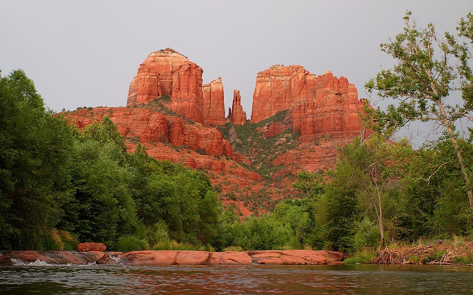 Cathedral Rock Water-27527-1