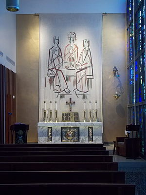 Cathedral of Saint Mary (Miami) - Blessed Sacrament Chapel