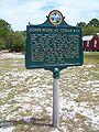Cedar Key State Museum plaque01.jpg
