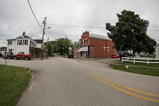 Cedar Grove, Indiana Town in Indiana, United States