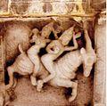 Ceiling sculpture3 in Panchakuta Basadi at Kambadahalli.jpg