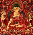 Center detail, Buddha Shakyamuni as Lord of the Munis (cropped).jpg