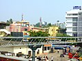 Central City View Thiruvananthapuram, from Central Railway Station - panoramio.jpg