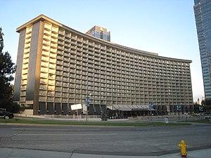 The Century Plaza Hotel - Image: Century Plaza Hotel
