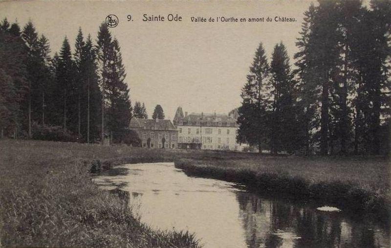 File:Château Ste Ode vue de l amont.jpg