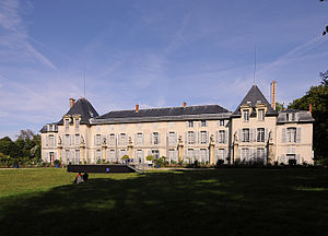 Château de Malmaison - Image: Château de Malmaison à Rueil Malmaison 001