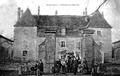Château de Pleuville from a postcard c.1915.png