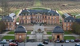 Schloss Dampierre-en-Yvelines