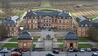 Dampierre-en-Yvelines Commune in Île-de-France, France