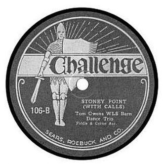 Challenge Records (1920s) - Challenge record from 1920s