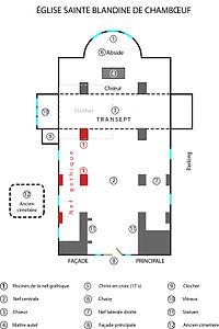 Chambœuf-Église sainte Blandine-Plan-20121006.jpeg