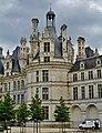 Chambord Château de Chambord Turm 1.jpg