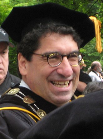 Nicholas S. Zeppos - Nick Zeppos in 2008