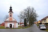 Chapel of Virgin Mary in Radošovice 03.jpg