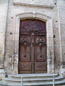 Chapelle saint beno t de cavaillon wikip dia - Mise a la porte du couvent ...