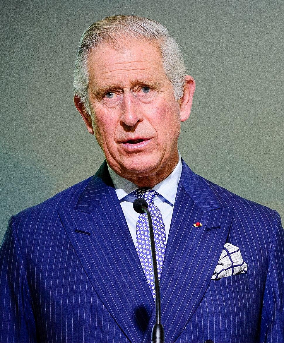 Charles, Prince of Wales at COP21