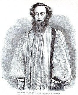 Charles Bromby Anglican bishop of Tasmania