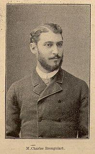 Charles Jules Edmée Brongniart