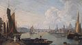 Charles Deane - Waterloo Bridge and the Thames.jpg