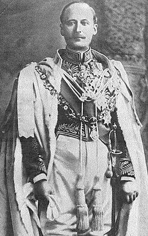 Charles Hardinge, 1st Baron Hardinge of Penshurst - Image: Charles Hardinge