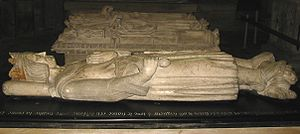 "Papal election, 1280–81 - The tomb of Charles I of Naples (""Charles of Anjou""), who engineered the election of Martin IV and exercised considerable influence over him"