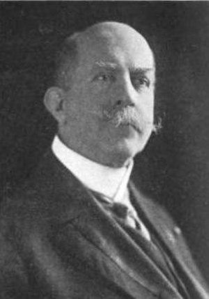 Charles Page Bryan - Charles Page Bryan, 1909.