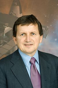 Charles Simonyi Johnson Space Centerissä 13.12.2006.